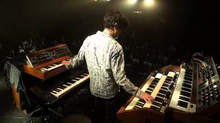 Emerson,Lake&Palmer tribute band in Japan, 'The Sons of Eve'.(since...
