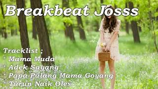 DJ Santai Breakbeat Remix Juli 2017 - Bass Mantab Gilaa