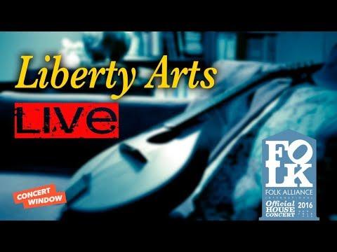 Liberty Arts LIVE - Hiroya Tsukamoto