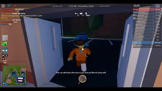 Roblox| Jailbreak| Playing with tac tickles