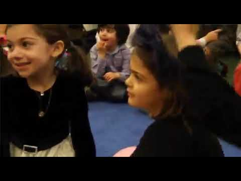 "VOA Persian Report on Pardis For Children as part of ""NYC Cultural Houses - Part 2"""