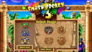 Magic Ball 3 retitled Smash Frenzy 3 Level 01 gameplay / Волшебный шар 3
