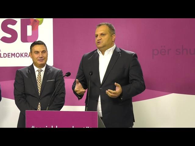 Shyqiri Bytyqi dhe Baton Dushi i bashkohen PSD-së