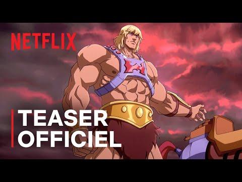 Les Maîtres de l'univers : Révélation | Teaser officiel VF | Netflix France