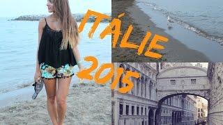Itálie: Cavallino-Treporti a Benátky 2015