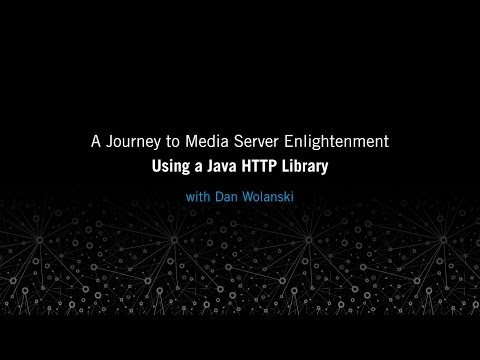 Using a Java HTTP Library: A Journey to Media Server Enlightenment