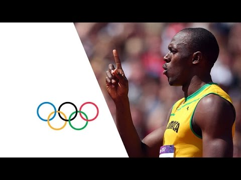 Usain Bolt Qualifies For Men's 200m Final (3 Heats) - London 2012 Olympics