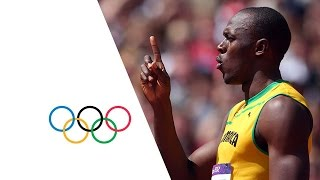 Usain Bolt Qualifies For Men