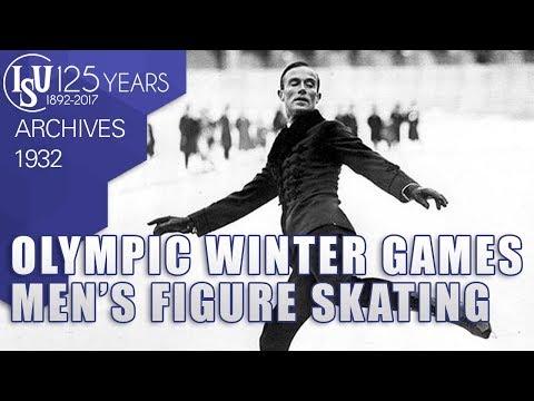 III Olympic Winter Games - Men