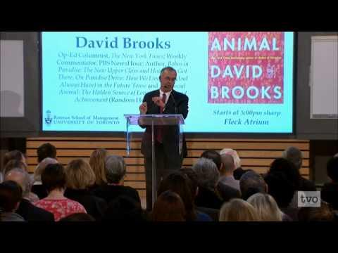 Resultado de imagem para The Social Animal, David Brooks