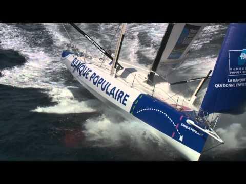 monocoque IMOCA 60 pieds 12 minutes