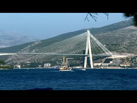 DYWIDAG Stay Cable Systems for Dubrovnik Bridge, Croatia