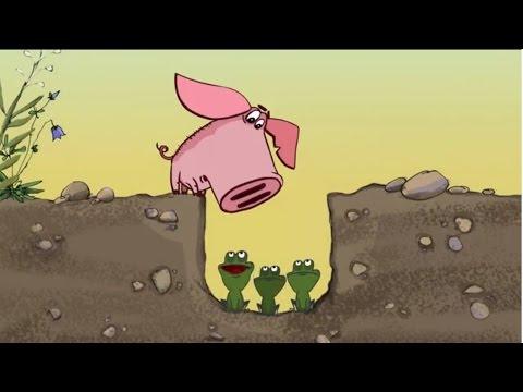 Рецепт Поросёнок. Фильм 1-й - Няня (Piglet. Part 1 - Babysitter)