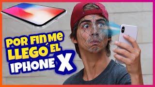 Daniel El Travieso - Por Fin Me LLego El iPhone X! thumbnail