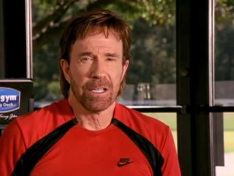 Chuck Norris's Introduction to Total Gym