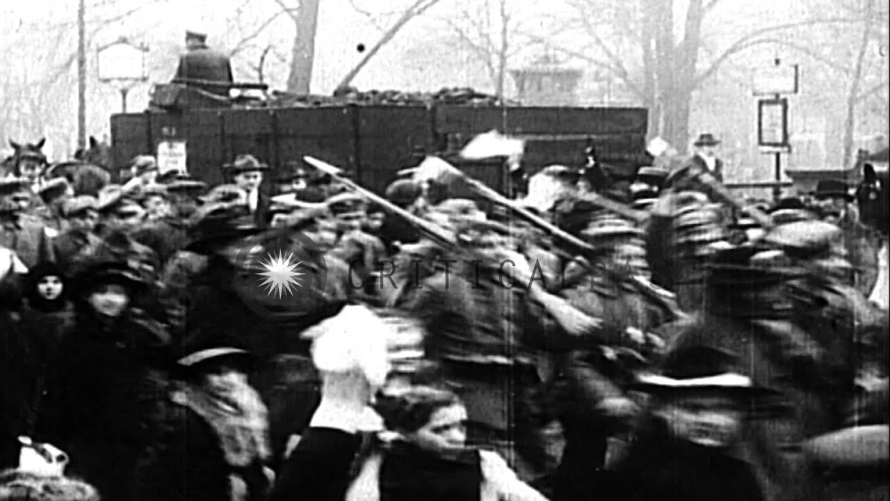 british and german soldiers returning home at the end of world war i hd stock footage youtube. Black Bedroom Furniture Sets. Home Design Ideas