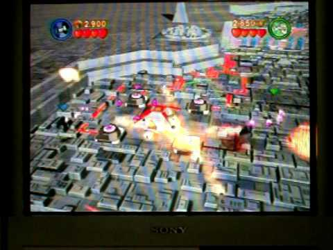 lego star wars 2 episode 4 chapter 6 red brick location! - youtube