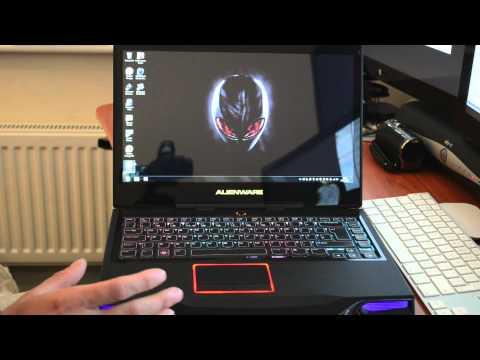 Dell Alienware m14x  Full Review