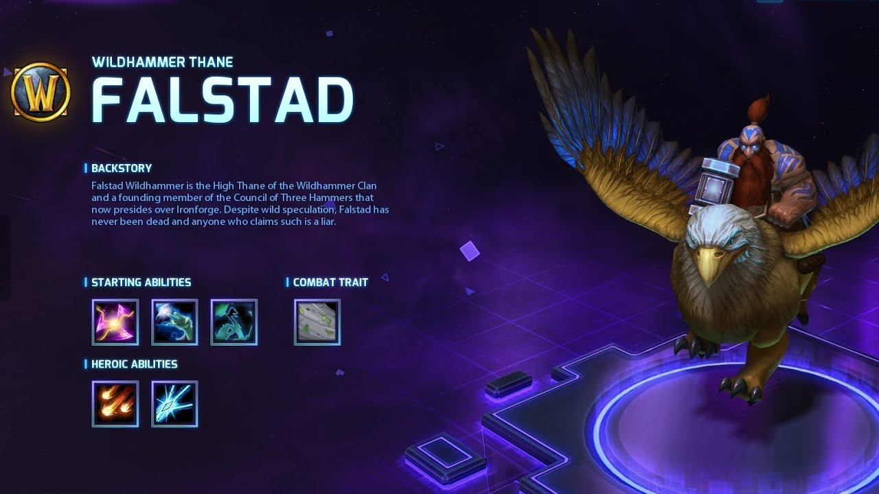 Hero Discussion Falstad Heroesofthestorm From liquipedia heroes of the storm wiki. hero discussion falstad heroesofthestorm