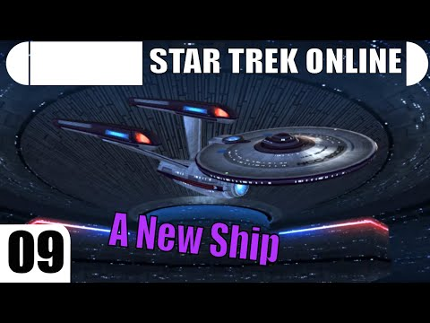Star Trek Online ep9 - A New Ship [Tactical lvl 10-11]
