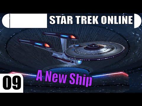Star Trek Online ep9 - A New Ship [Tactical lvl 10-11]