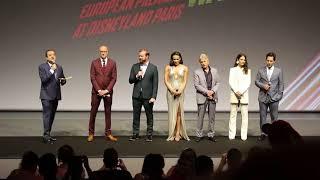 Ant-Man Et La Guêpe: Avant-Première Européenne avec le casting du film
