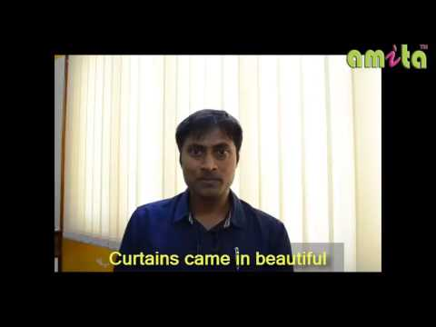 Customer Review for Creative Designs of amita.in Curtains from Kalyan, ewalls Livingspaces