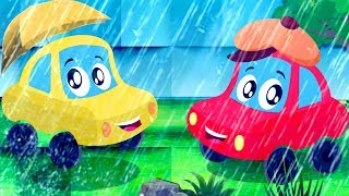 Super Car Super Star   Little Red Car   Rain Rain Go Away   Nursery Rhymes   Songs For Children