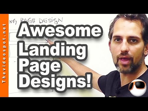 47.06% Conversion Landing Page Design Examples and Templates