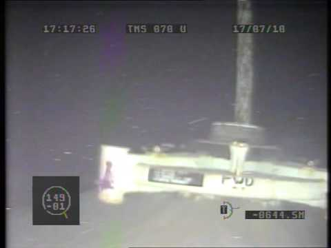 Sarost ROV Drilling Support in 650 m Depth