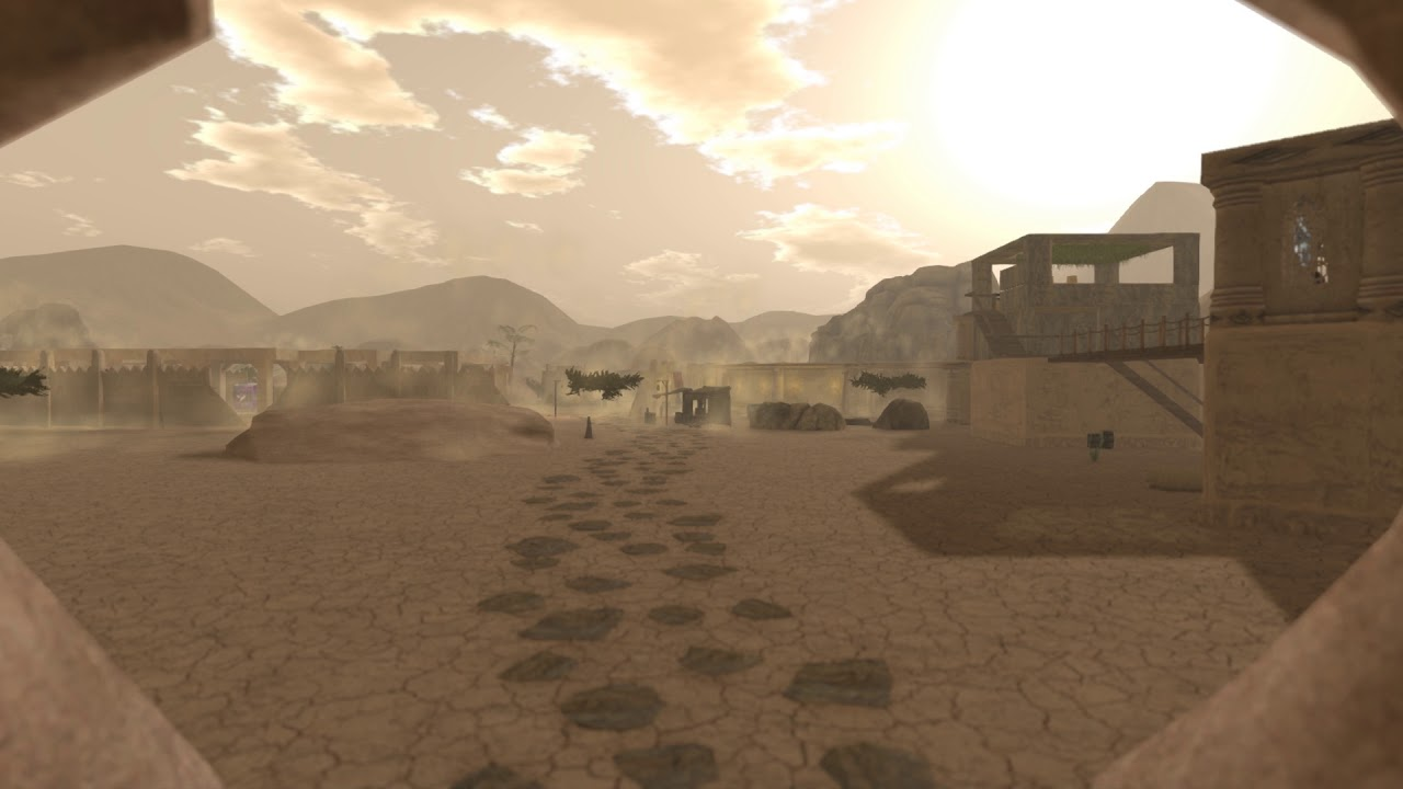Narismiral Village – The only Cannon Sergal Lore village in Second Life