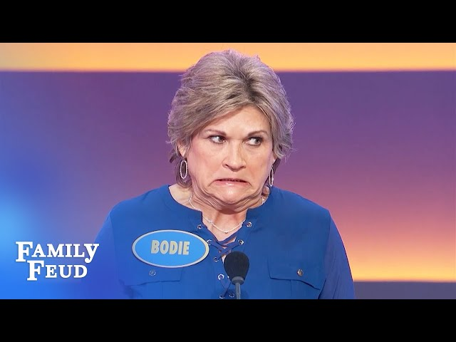 NSFW! The Kyle family knows what a wild party needs! | Family Feud