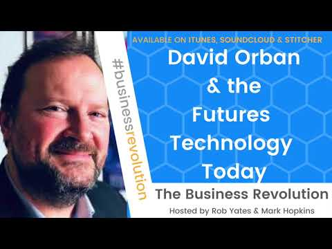 David Orban & The Futures Technology Today