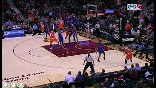 Marcus Morris Defensive Highlights on LeBron James (2015-17)
