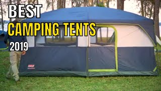 Best Camping tents 2019