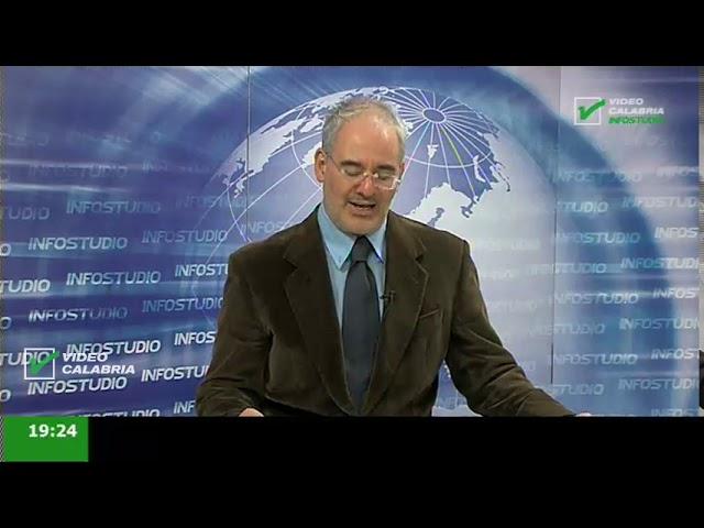 InfoStudio il telegiornale della Calabria notizie e approfondimenti - 14 Novembre 2019 ore 19.15