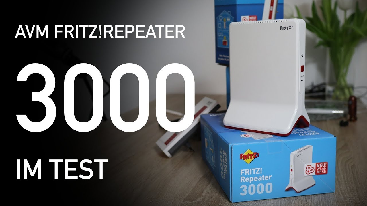 Einrichten Fritz Repeater Avm Fritz Repeater 3000 Im Test Clp Tutorials