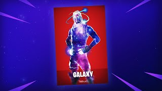 """HOW TO THE SKIN """"GALAXY"""" SUPER LEGEND (Fortnite Battle Royale)"""