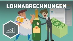 Lohn- und Gehaltsabrechnungen ● Gehe auf SIMPLECLUB.DE/GO & werde #EinserSchüler