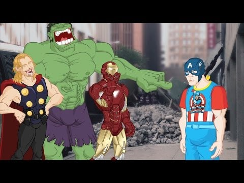 'The Avengers' Review
