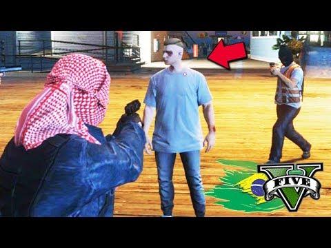 GTA V: BRASIL ROLEPLAY - O ASSALTO na RUA!!! (DEU RUIM) #48