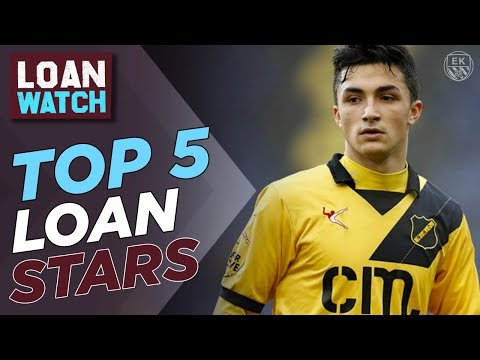 Man City's Top 5 Loan Stars   Maffeo, Gunn & more...