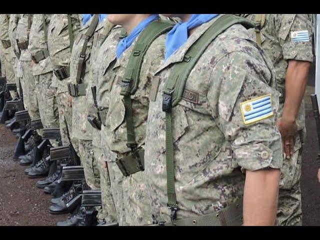 Uruguay...Volvio el Terrorismo (31-5-2020)