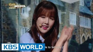 GFRIEND - ROUGH | 여자친구 - 시간을 달려서 [Music Bank / 2016.06.24]