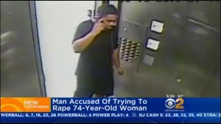 Police: Suspect Wanted In Bronx Attempted Rape