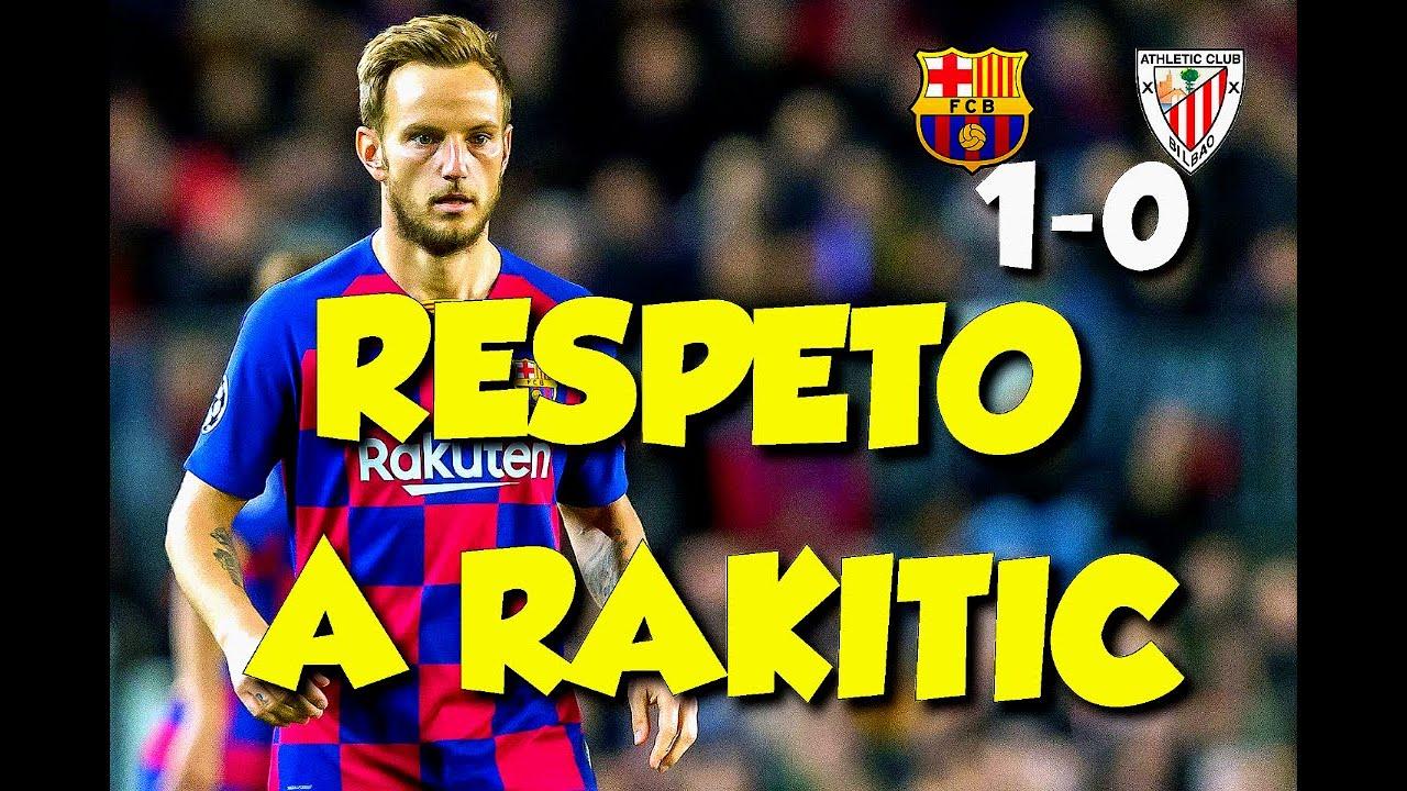 BARCELONA VS ATHLETIC BILBAO 1-0 | RESUMEN Y ANÁLISIS | LA ...