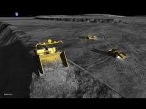 Des « Ruines extraterrestres » Sur la lune Documentaire scientifique