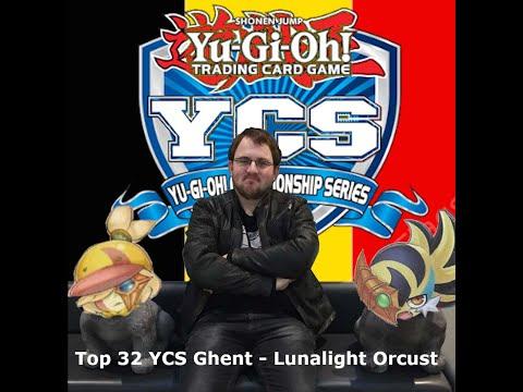 Yu-Gi-Oh! Top 32 YCS Ghent 2019 - Lunalight Orcust - Alexander Schmidt
