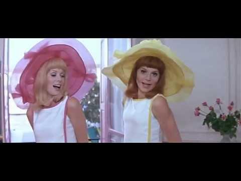 Chanson et paroles des soeurs jumelles (LES DEMOISELLES DE ROCHEFORT)