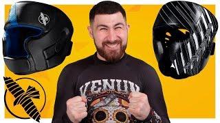 HAYABUSA TOKUSHU T3 или IKUSA? Обзор шлемов для Бокса и ММА